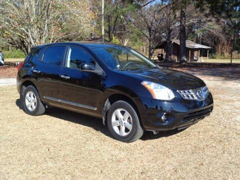 2013 Nissan Rogue for sale at RAYMOND TURNER MOTORS in Pamplico SC