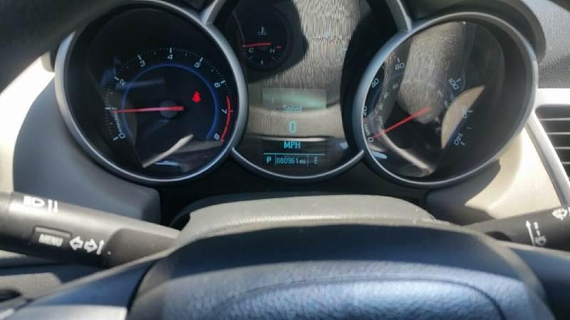2012 Chevrolet Cruze LS 4dr Sedan - Weirton WV