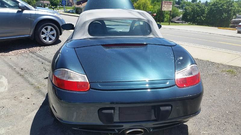 2003 Porsche Boxster 2dr Convertible - Weirton WV