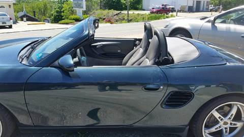 2003 Porsche Boxster for sale in Weirton, WV