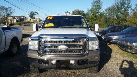 2005 Ford F-250 Super Duty for sale in Weirton, WV