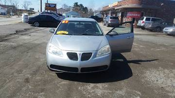 2007 Pontiac G6 for sale in Weirton, WV