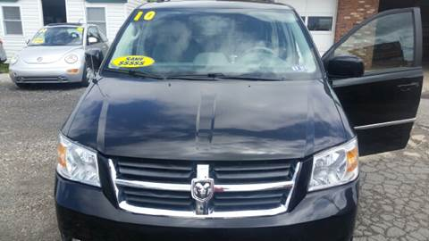 2010 Dodge Grand Caravan for sale in Weirton, WV