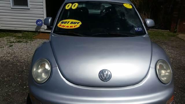 2000 Volkswagen New Beetle 2dr GLS 1.8T Turbo Hatchback - Weirton WV
