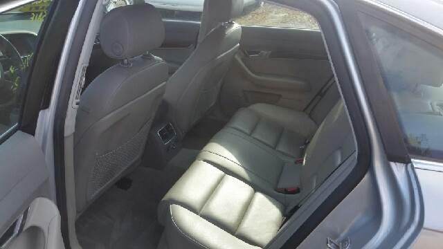 2005 Audi A6 AWD 3.2 quattro 4dr Sedan - Weirton WV