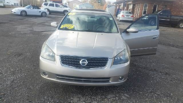 2005 Nissan Altima 3.5 SE 4dr Sedan - Weirton WV