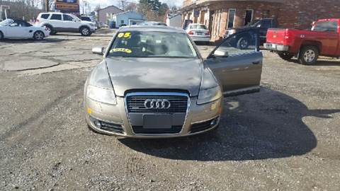 2005 Audi A6 for sale in Weirton, WV