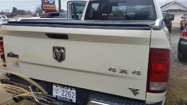 2010 Dodge Ram Pickup 1500 4x4 SLT 4dr Quad Cab 6.3 ft. SB Pickup - Weirton WV
