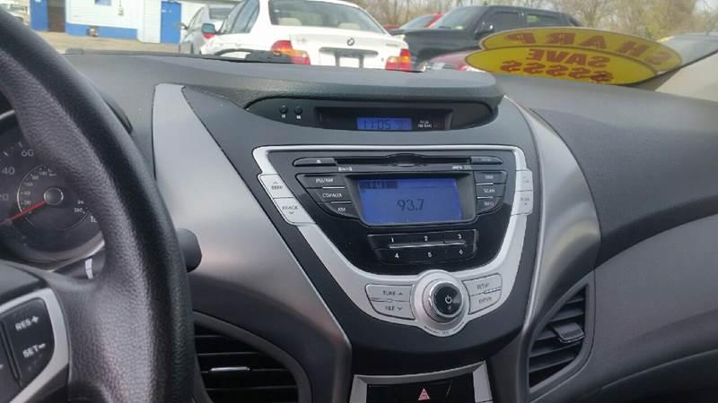 2012 Hyundai Elantra GLS 4dr Sedan - Weirton WV