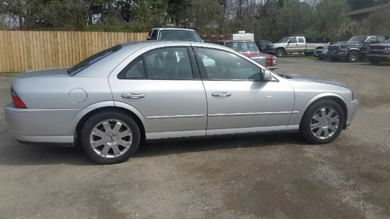 2003 Lincoln LS Sport 4dr Sedan V8 - Weirton WV