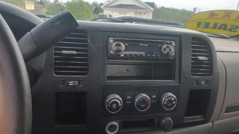2007 Chevrolet Silverado 1500 LT1 4dr Extended Cab 4WD 8 ft. LB - Weirton WV
