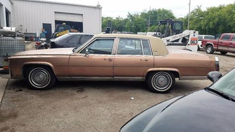 1989 Cadillac Brougham for sale in Milwaukee, WI