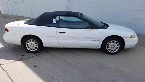 2000 Chrysler Sebring for sale in Milwaukee, WI