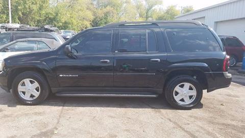 2003 Chevrolet TrailBlazer for sale in Milwaukee, WI