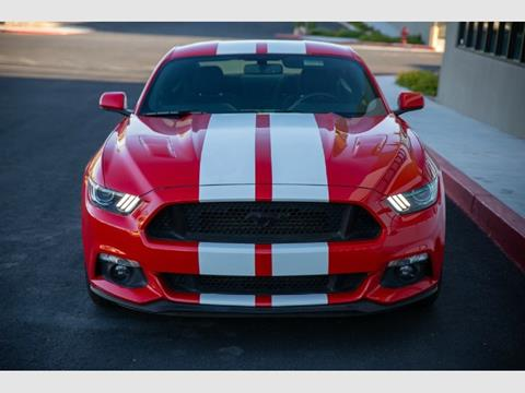 2015 Ford Mustang for sale in Las Vegas, NV