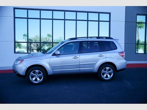 2010 Subaru Forester for sale in Las Vegas, NV