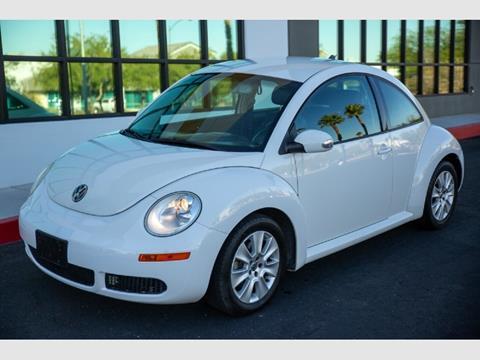 2010 Volkswagen New Beetle for sale in Las Vegas, NV