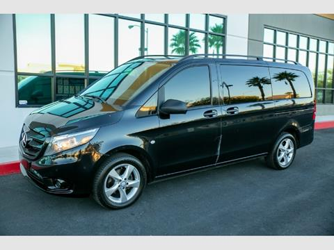 2016 Mercedes-Benz Metris for sale in Las Vegas, NV