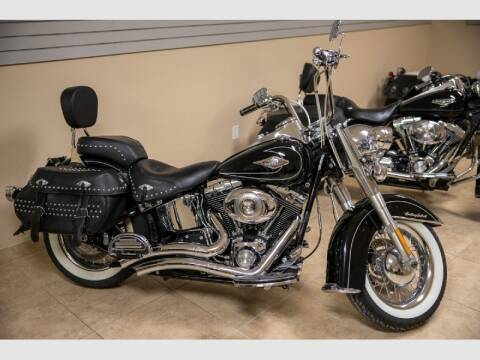 2011 Harley-Davidson Heritage Softail Classic for sale in Las Vegas, NV