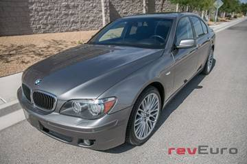 BMW Series For Sale In Las Vegas NV Carsforsalecom - 2006 bmw 745 for sale