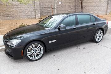 2011 BMW 7 Series for sale at REVEURO in Las Vegas NV