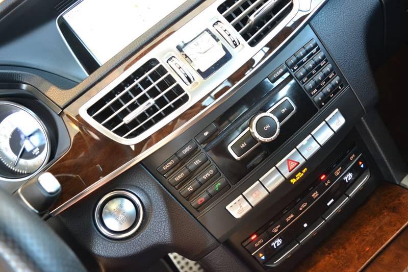 2014 Mercedes-Benz E-Class AWD E 350 Sport 4MATIC 4dr Sedan - Scottsdale AZ
