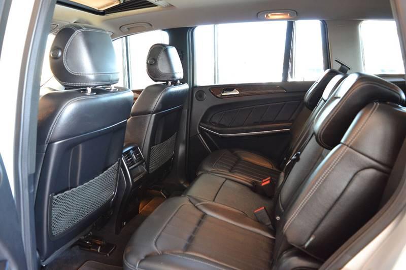 2013 Mercedes-Benz GL-Class AWD GL 450 4MATIC 4dr SUV - Scottsdale AZ