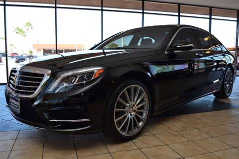 2016 Mercedes-Benz S-Class for sale in Scottsdale, AZ