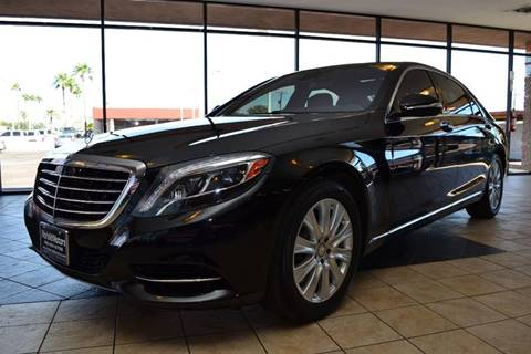 2014 Mercedes-Benz S-Class for sale in Scottsdale, AZ