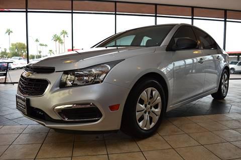 2015 Chevrolet Cruze for sale in Scottsdale, AZ