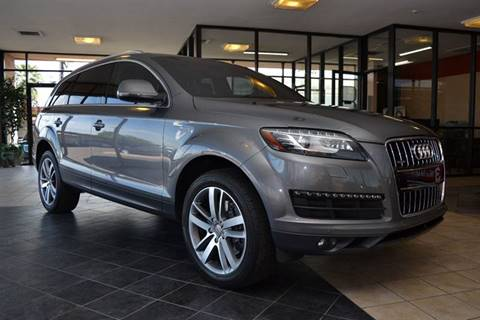 2013 Audi Q7 for sale in Scottsdale, AZ