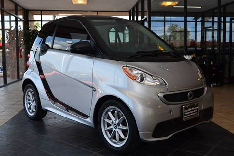 2015 Smart fortwo electric drive for sale in Scottsdale, AZ