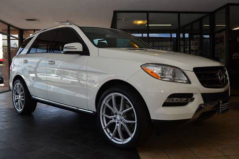 Mercedes Benz Of Scottsdale >> Mercedes Benz M Class For Sale In Scottsdale Az World Motors