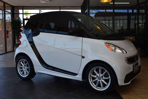 2016 Smart fortwo electric drive for sale in Scottsdale, AZ