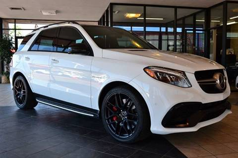 2016 Mercedes-Benz GLE for sale in Scottsdale, AZ