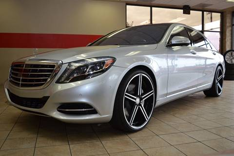 2015 Mercedes-Benz S-Class for sale in Scottsdale, AZ
