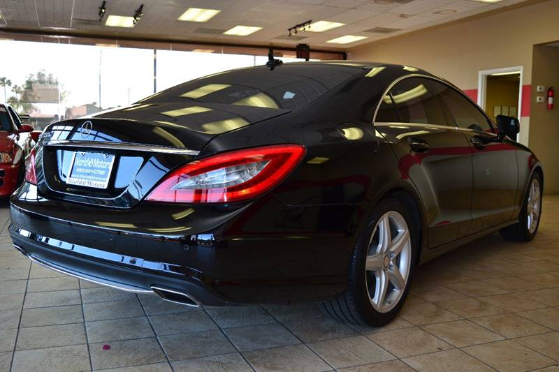 2014 Mercedes-Benz CLS CLS 550 4dr Sedan - Scottsdale AZ