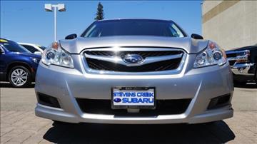 2011 Subaru Legacy for sale in San Jose, CA