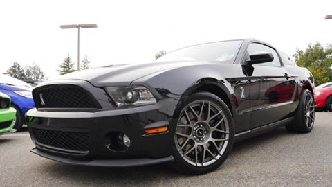 2012 Ford Shelby GT500 for sale in San Jose, CA