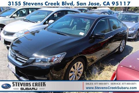 Honda San Jose >> 2014 Honda Accord For Sale In San Jose Ca