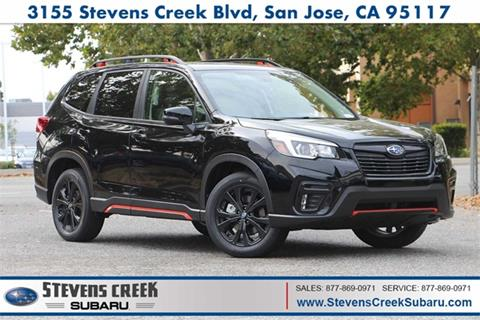 2020 Subaru Forester for sale in San Jose, CA