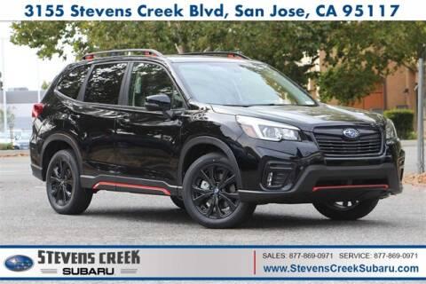 2020 Subaru Forester for sale in San Jose, CA