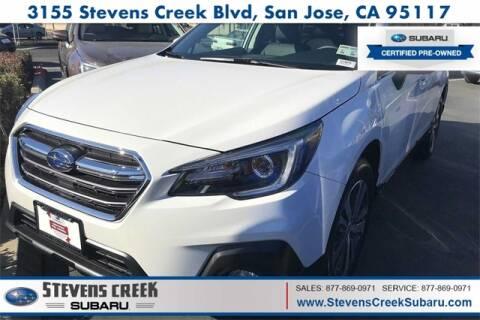 2019 Subaru Outback 2.5i Limited for sale at Stevens Creek Subaru in San Jose CA