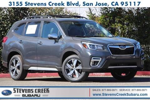 2020 Subaru Forester Touring for sale at Stevens Creek Subaru in San Jose CA