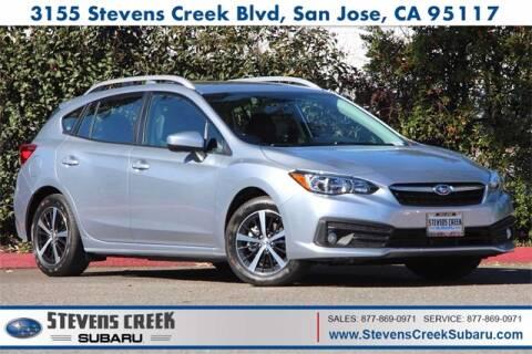 2020 Subaru Impreza Premium for sale at Stevens Creek Subaru in San Jose CA