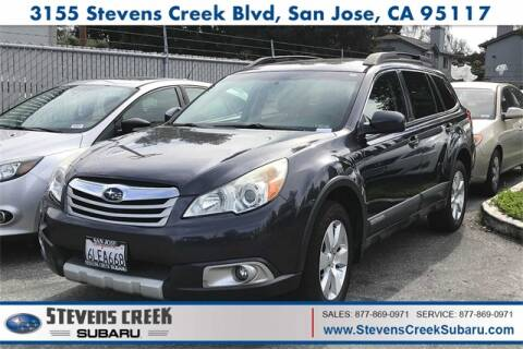 2010 Subaru Outback 3.6R Limited for sale at Stevens Creek Subaru in San Jose CA
