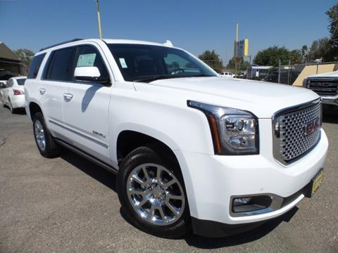 2017 GMC Yukon for sale in Turlock CA
