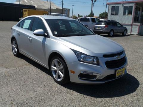 2016 Chevrolet Cruze Limited for sale in Turlock, CA