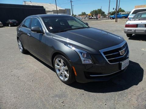 2015 Cadillac ATS for sale in Turlock, CA