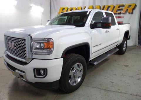 2017 GMC Sierra 2500HD for sale in Turlock CA